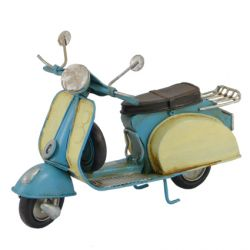31034 Scooter  Blue 15cm $24