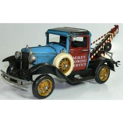 OLD FORD TOW TRUCK 41CM $79