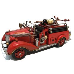 RED FREMONT FIRE TRUCK 35cm  $79