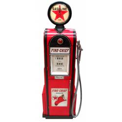Red Gasoline clock storage collectable $598 160cm